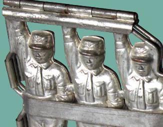 Nazi baking tools